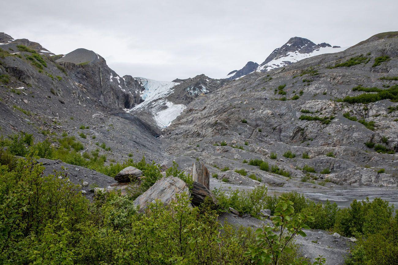 Worthington Glacier View