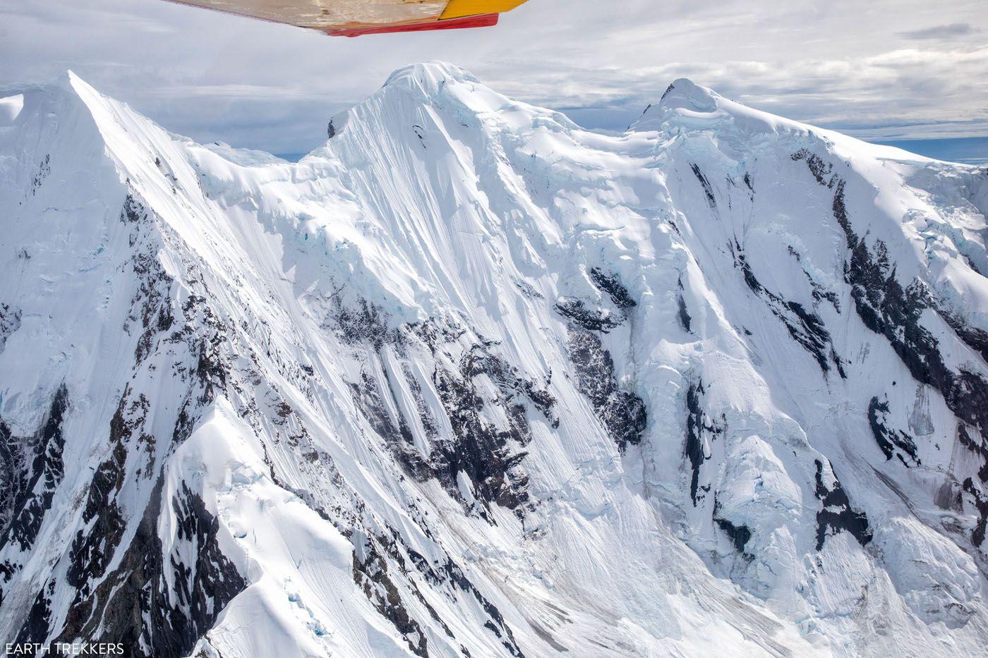 Wrangell St Elias Mountains