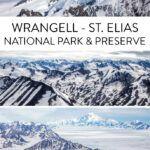 Wrangell St Elias National Park Bagley Icefield