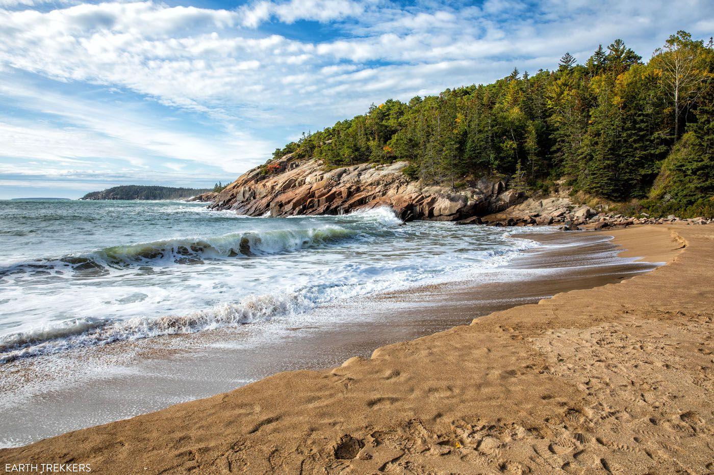 3 Day Acadia National Park Itinerary