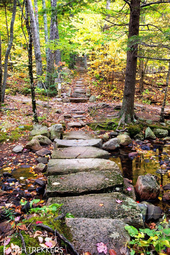 Acadia Itinerary October