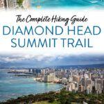 Diamond Head Hike Oahu Hawaii