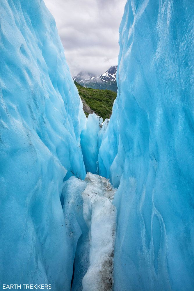 Exit Glacier Crevasse