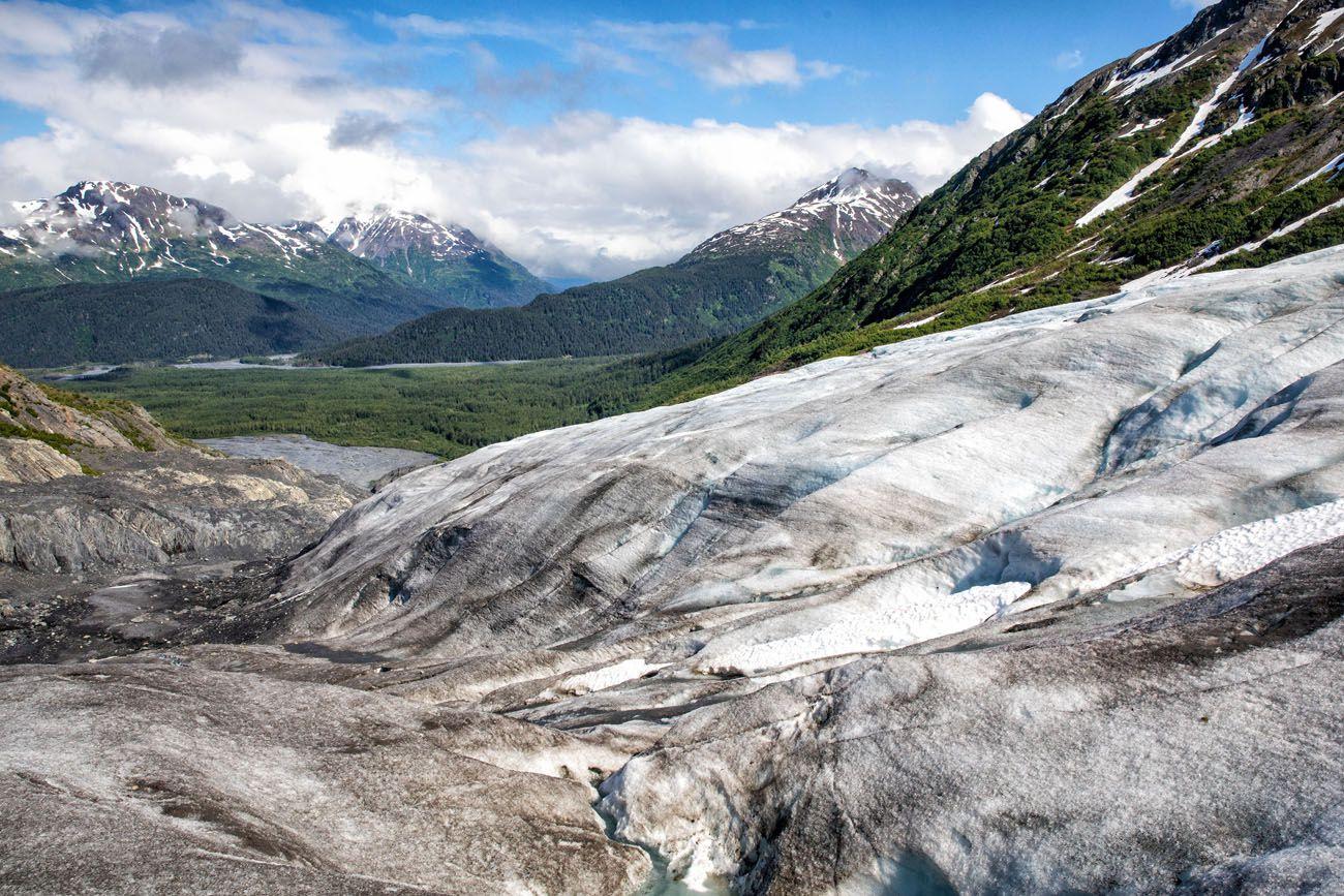 Exit Glacier View Photo