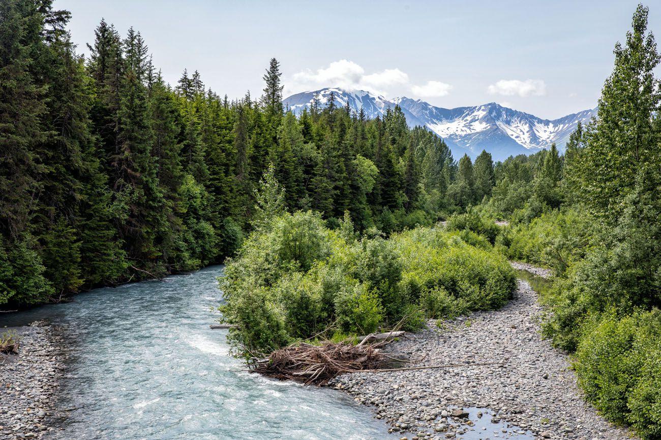Glacier Creek Girdwood