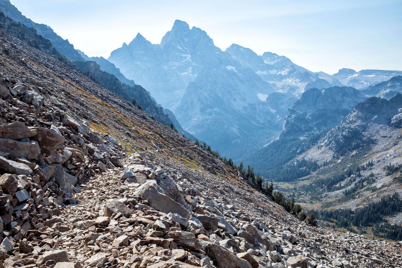 Grand Teton Hiking