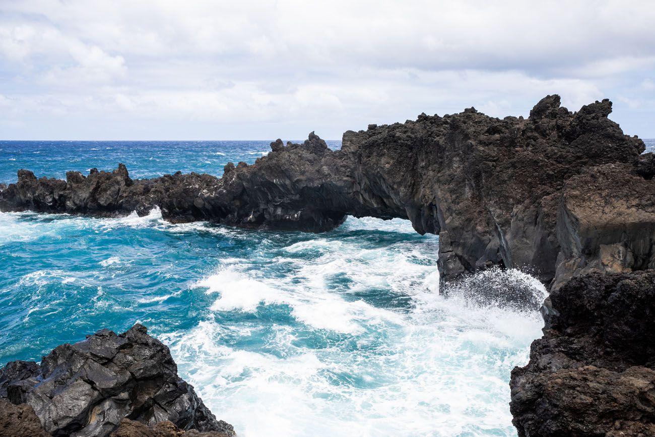 Hana Sea Arch