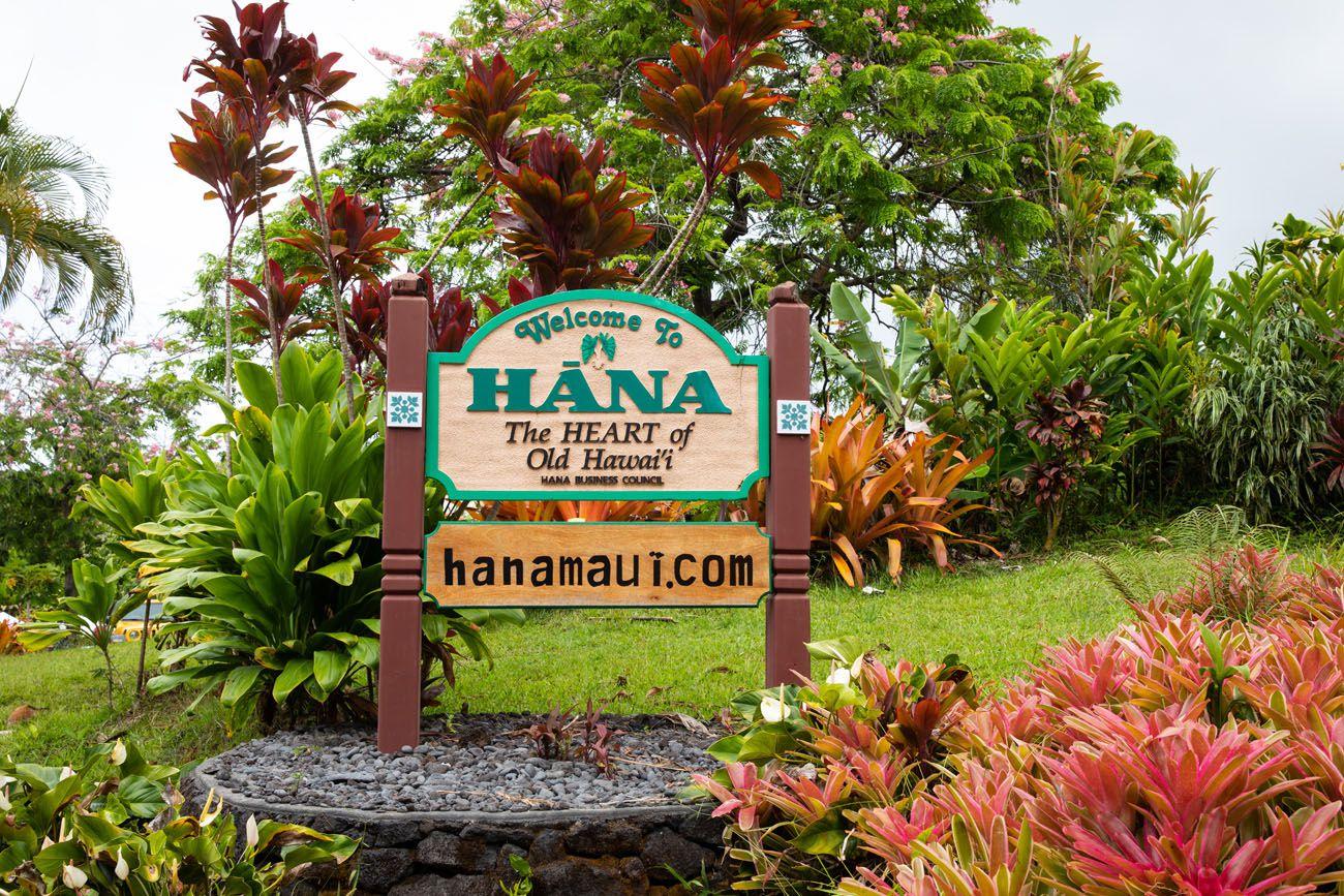 Hana Sign