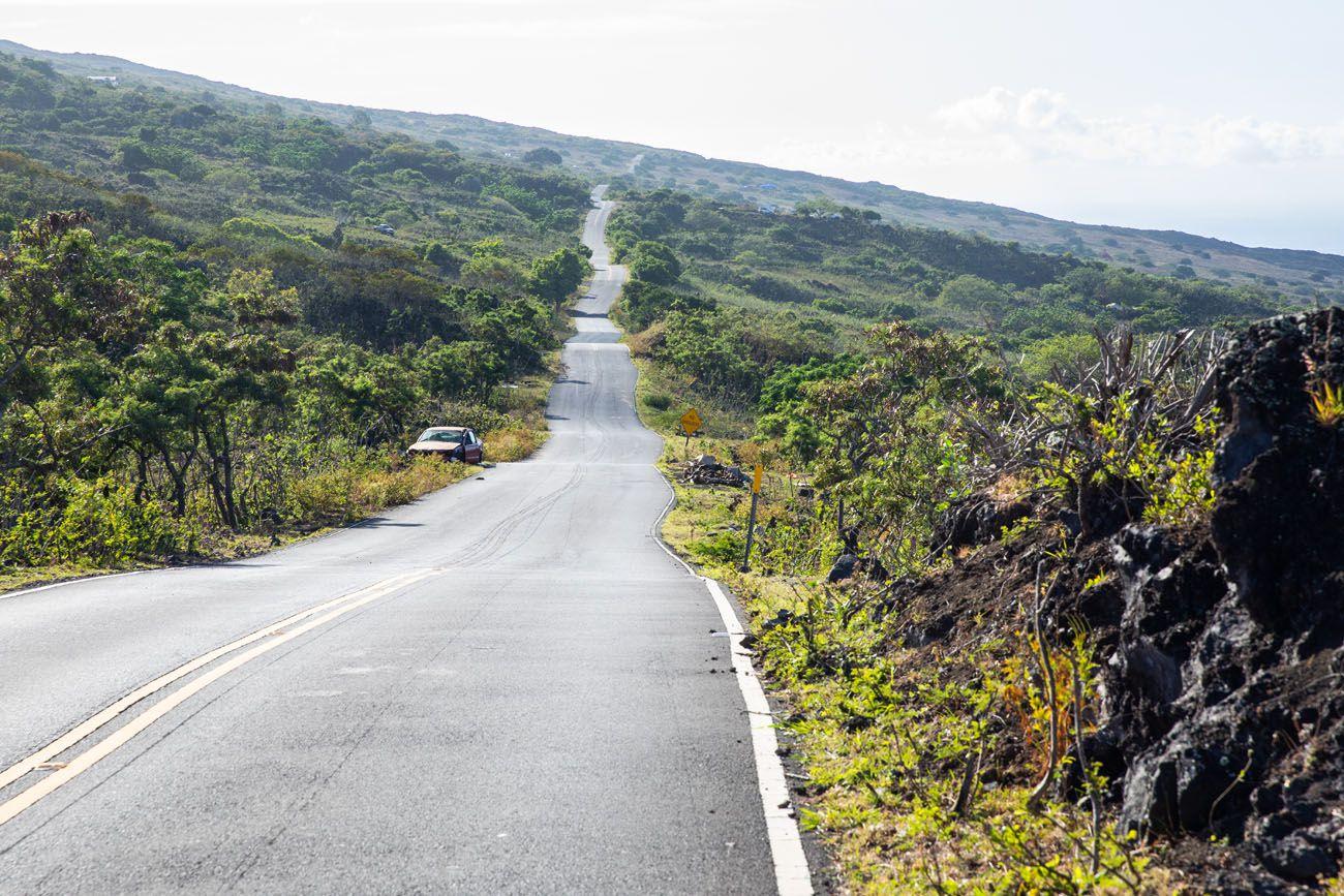 Highway 31 Maui