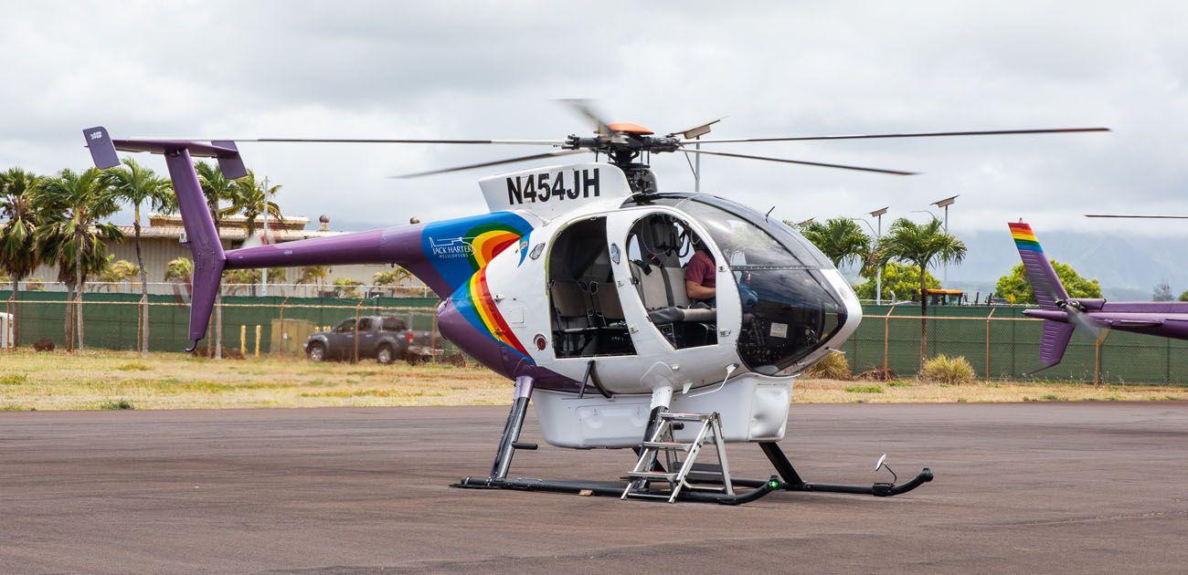 Jack Harter Helicopter
