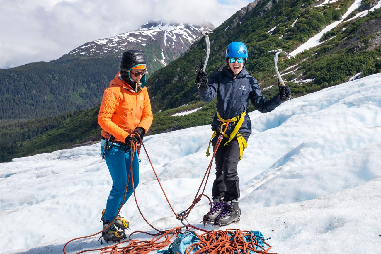Kara in Alaska
