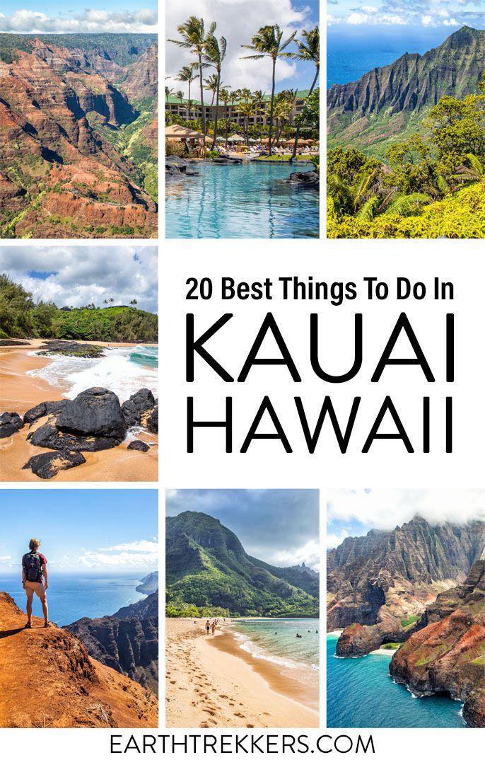 Kauai Hawaii Travel Guide