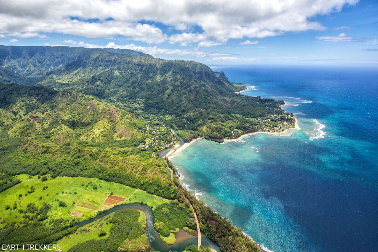 Kauai Helicopter Photos