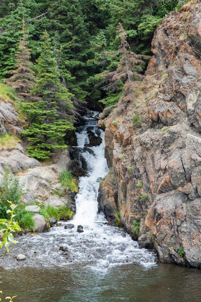 McHugh Day Use Waterfall