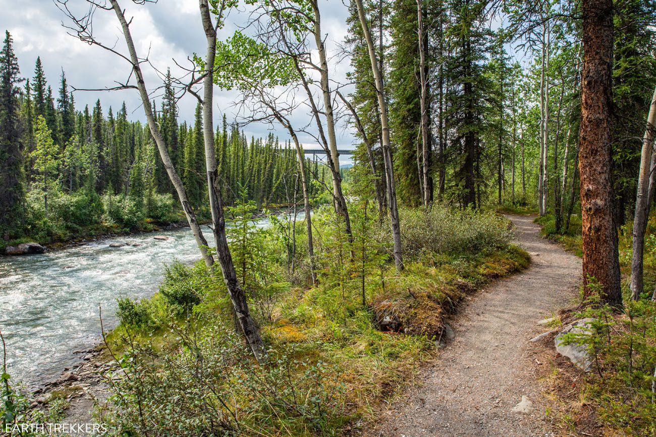 McKinley Station Trail