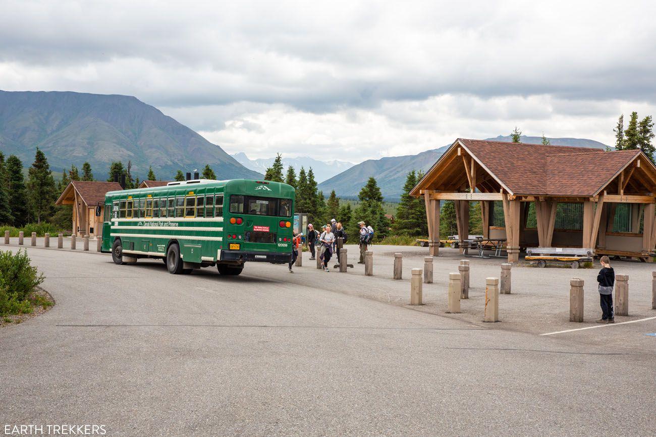 Mountain Vista Rest Area