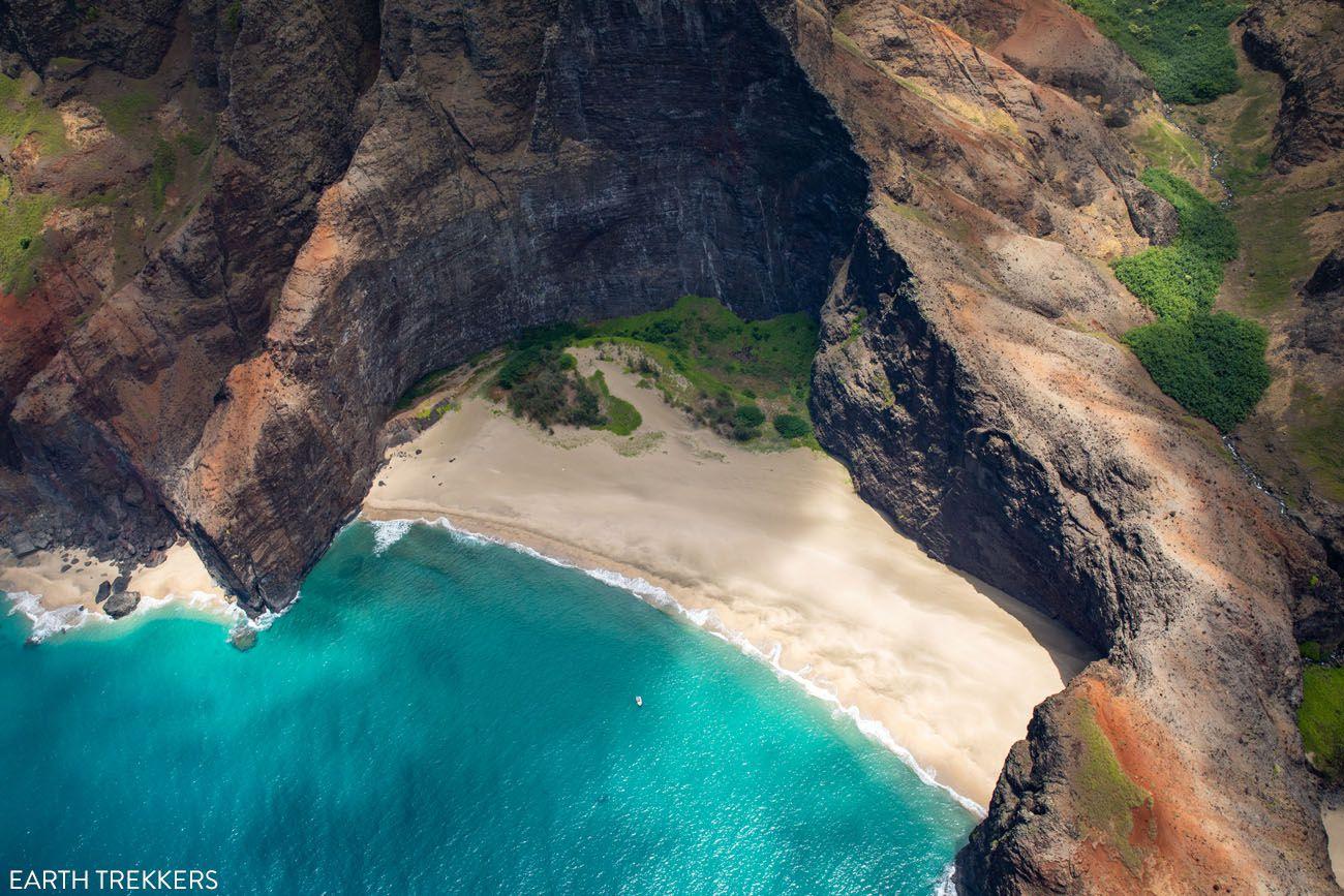 Na Pali Coast Beach