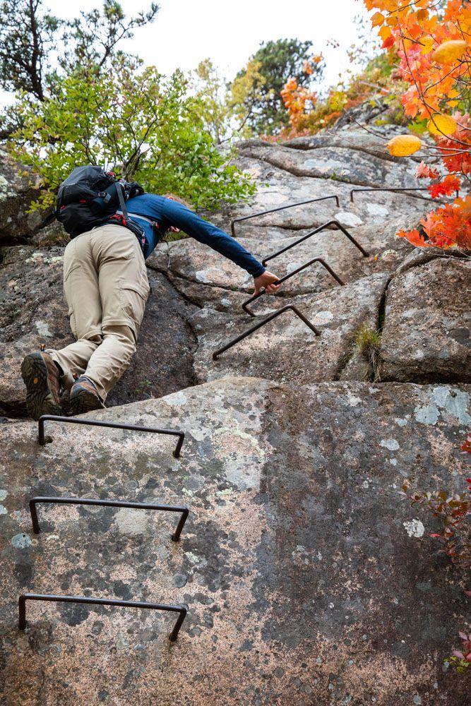 Precipice Trail Ladder