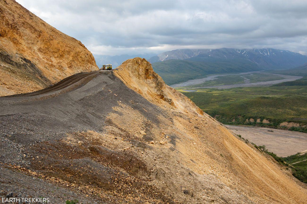 Pretty Rocks Denali