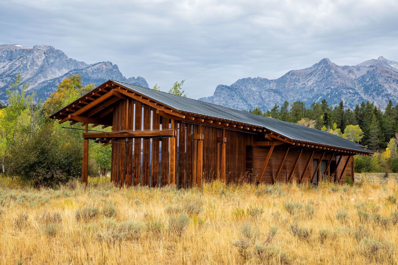 Rockefeller Preserve Grand Teton