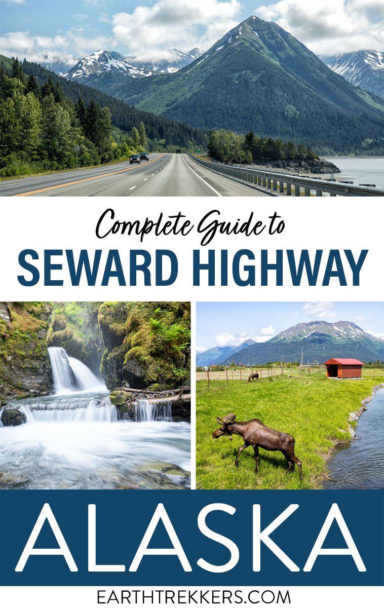 Seward Highway Alaska Travel Guide