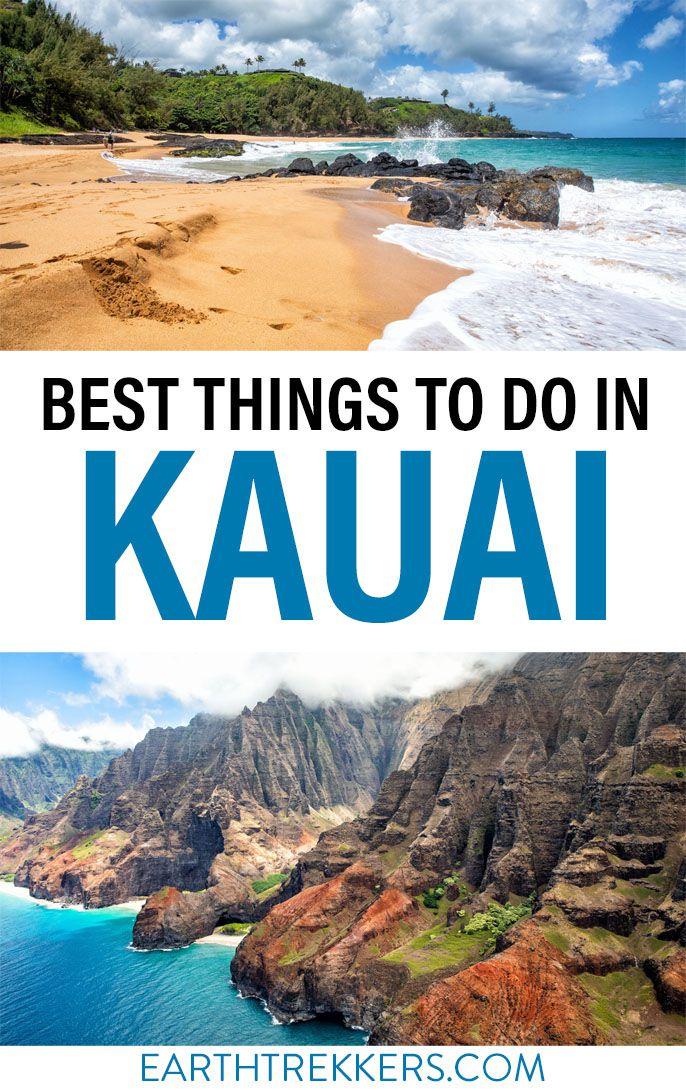 Things to Do Kauai Hawaii