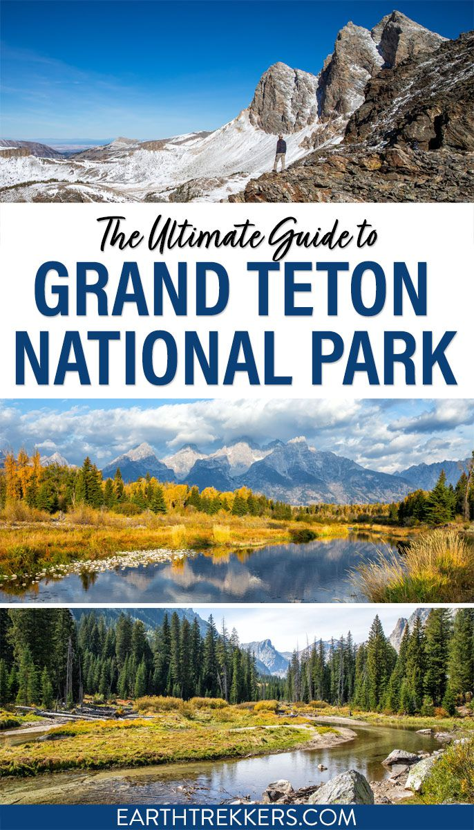 Things to do in Grand Teton