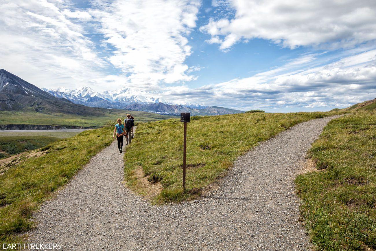 Tundra Loop Trail