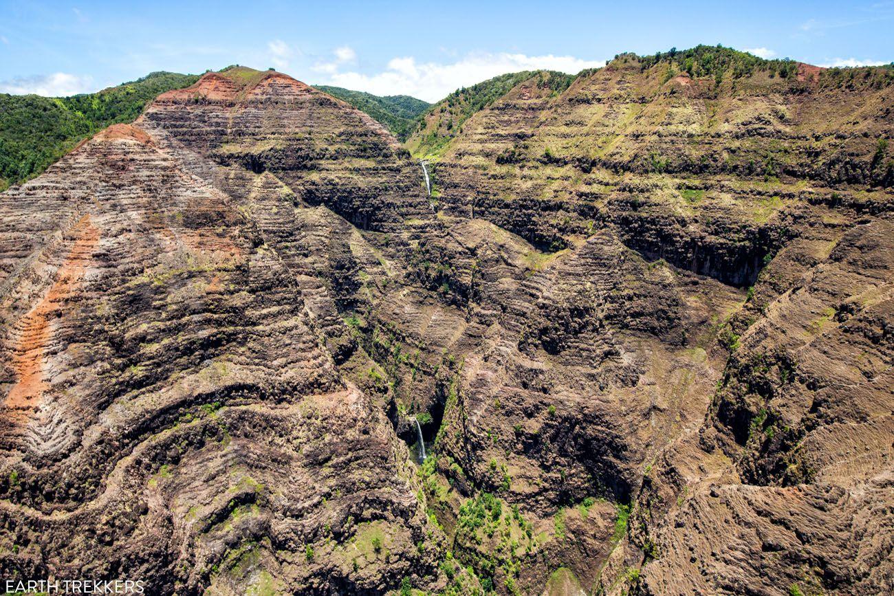 Waimea Canyon Kauai Helicopter