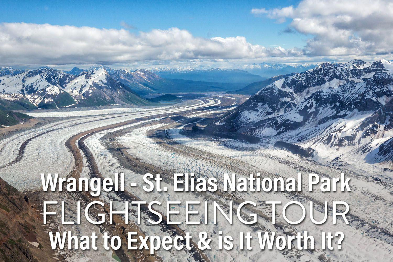 Wrangell St. Elias Flightseeing