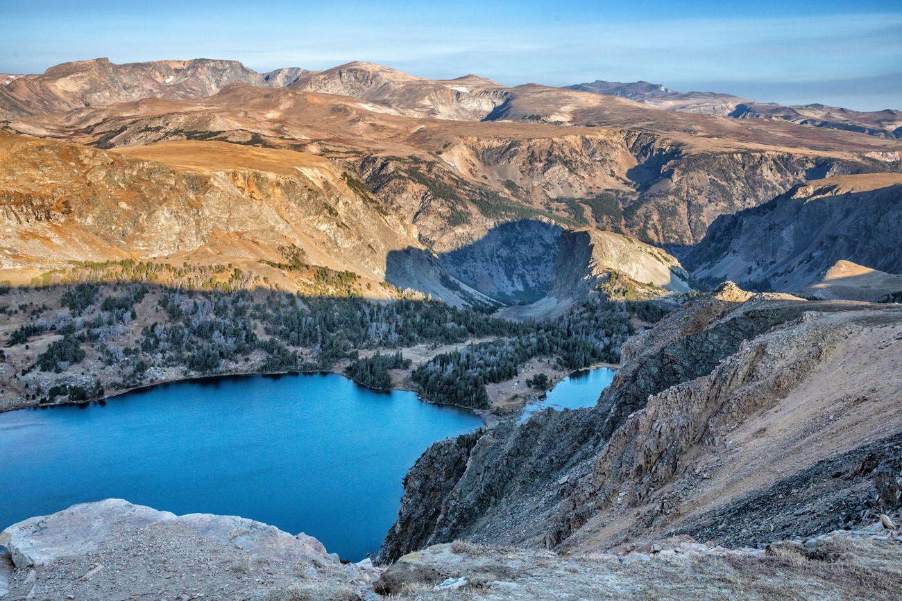Alpine Lakes Beartooth Highway
