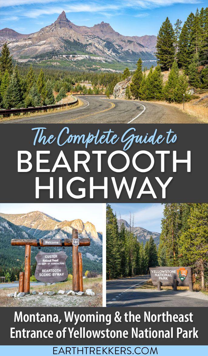 Beartooth Highway Travel Guide