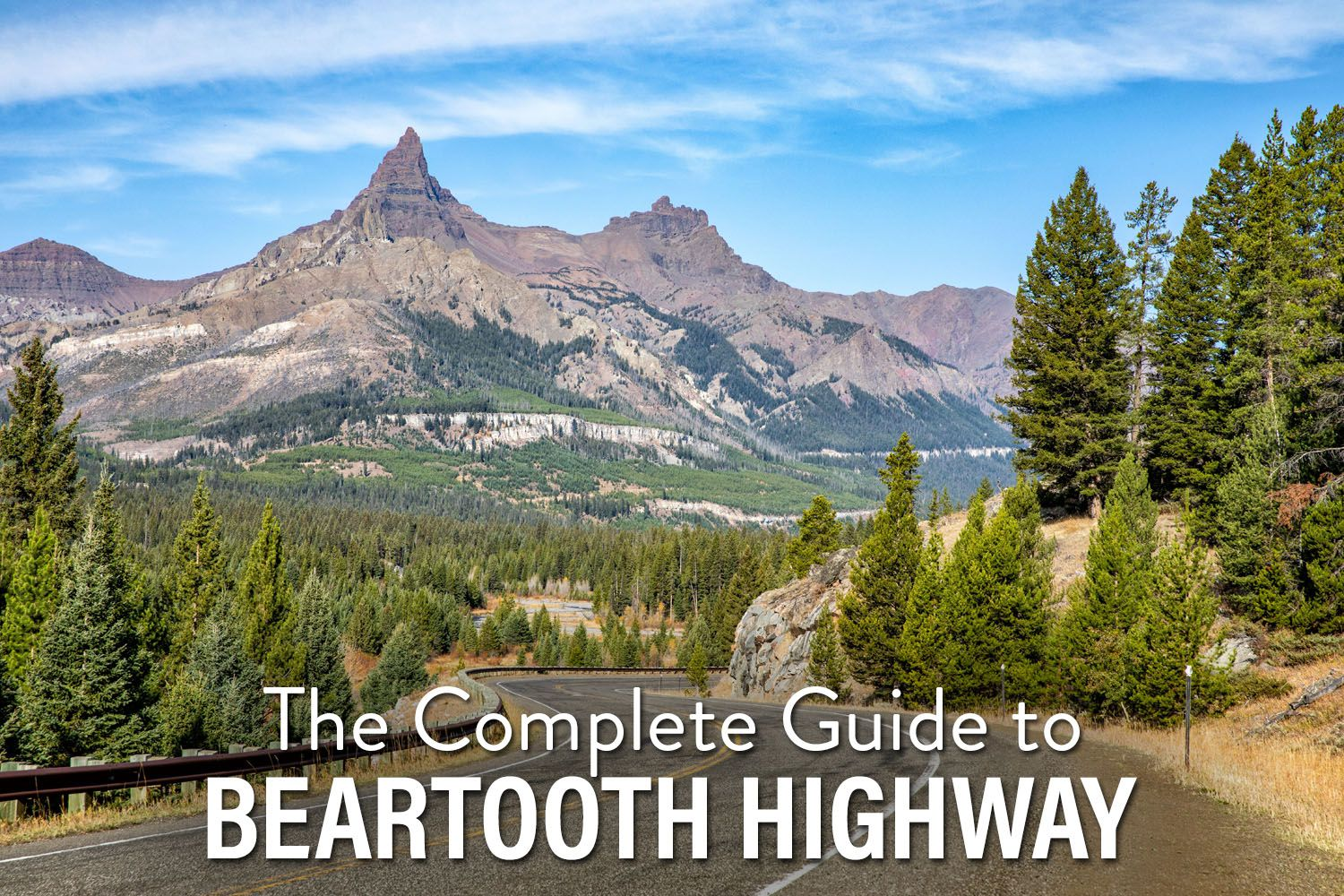 Guide to Beartooth Highway