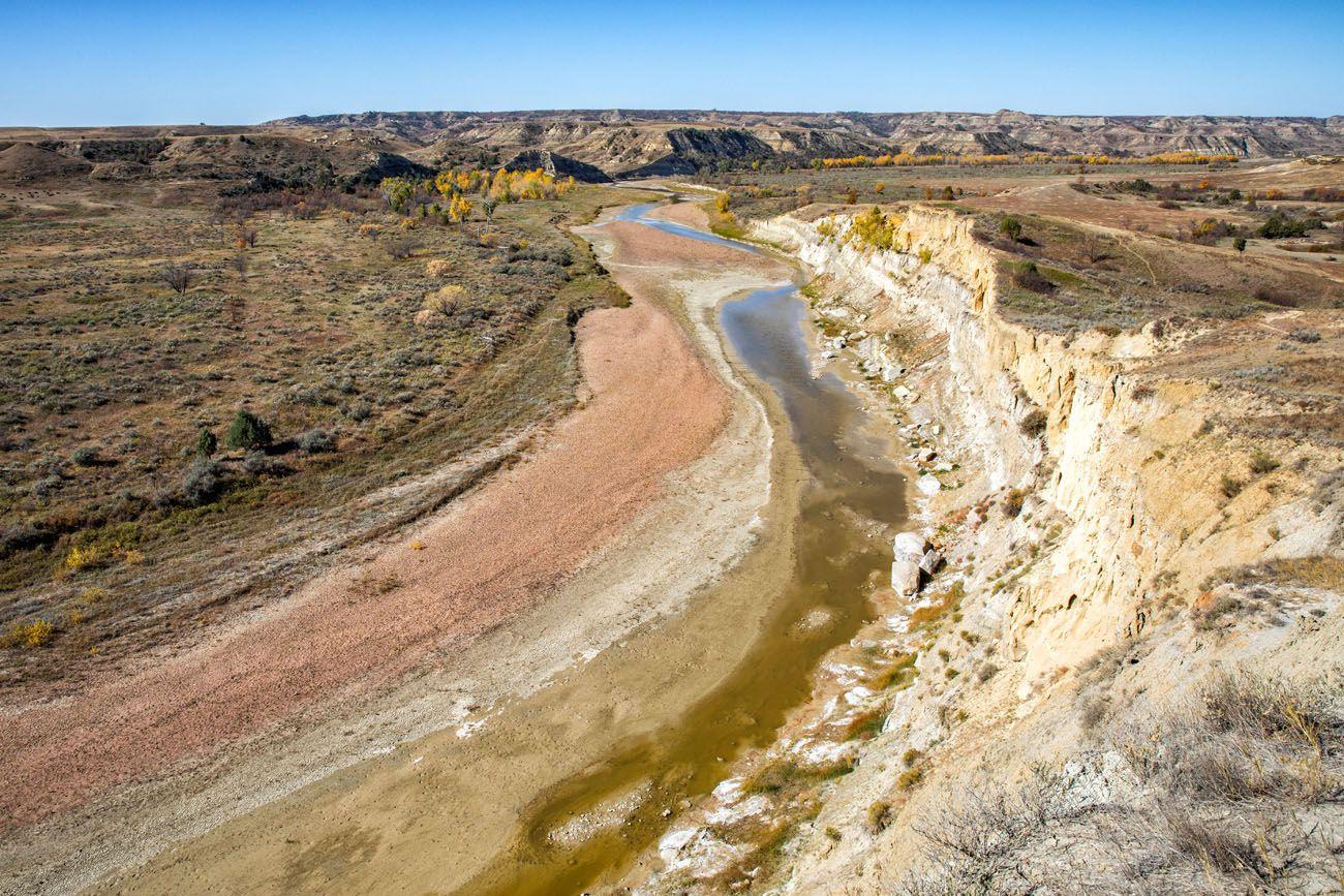 Little Missouri River View