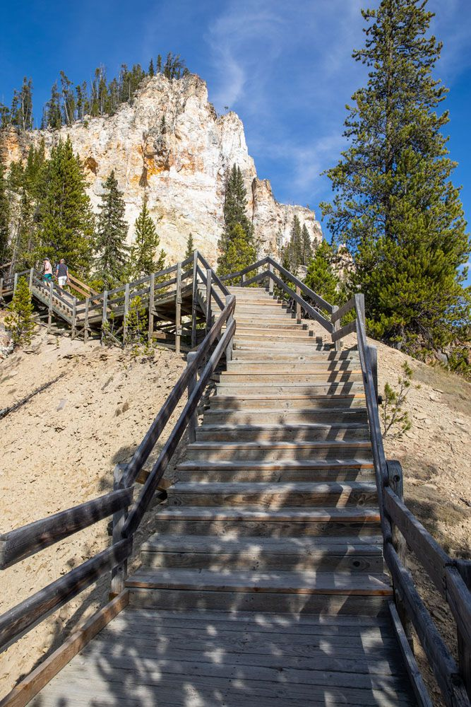 Red Rock Point Steps