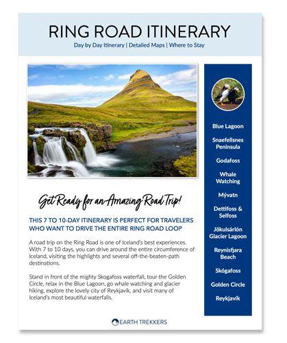 Ring Road Itinerary