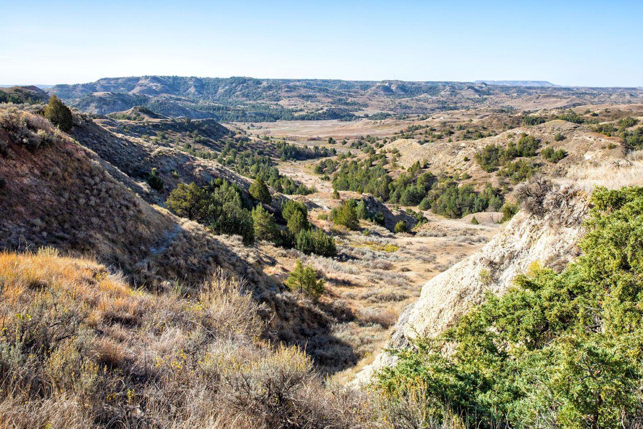 TRNP Valley