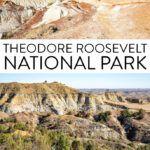 Theodore Roosevelt National Park Hike