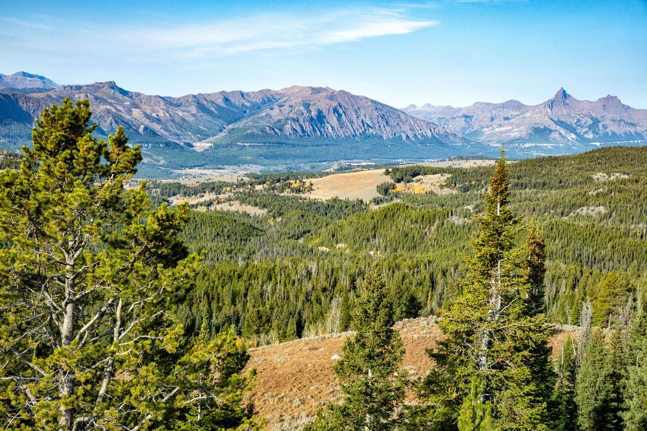 Yellowstone Overlook